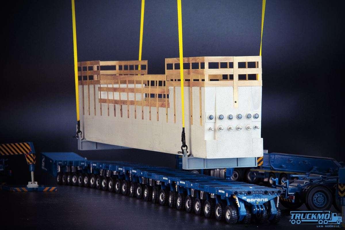 IMC Models Brückenabschnitt mit Hubrahmen 33-0147