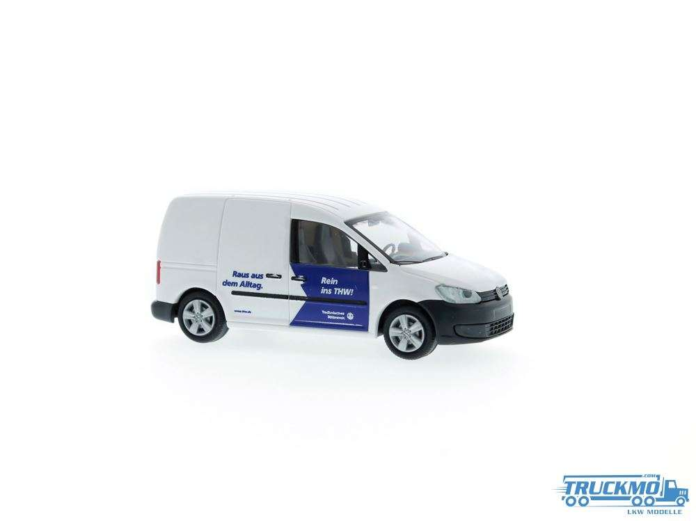 Rietze THW Volkswagen Caddy 11 52910
