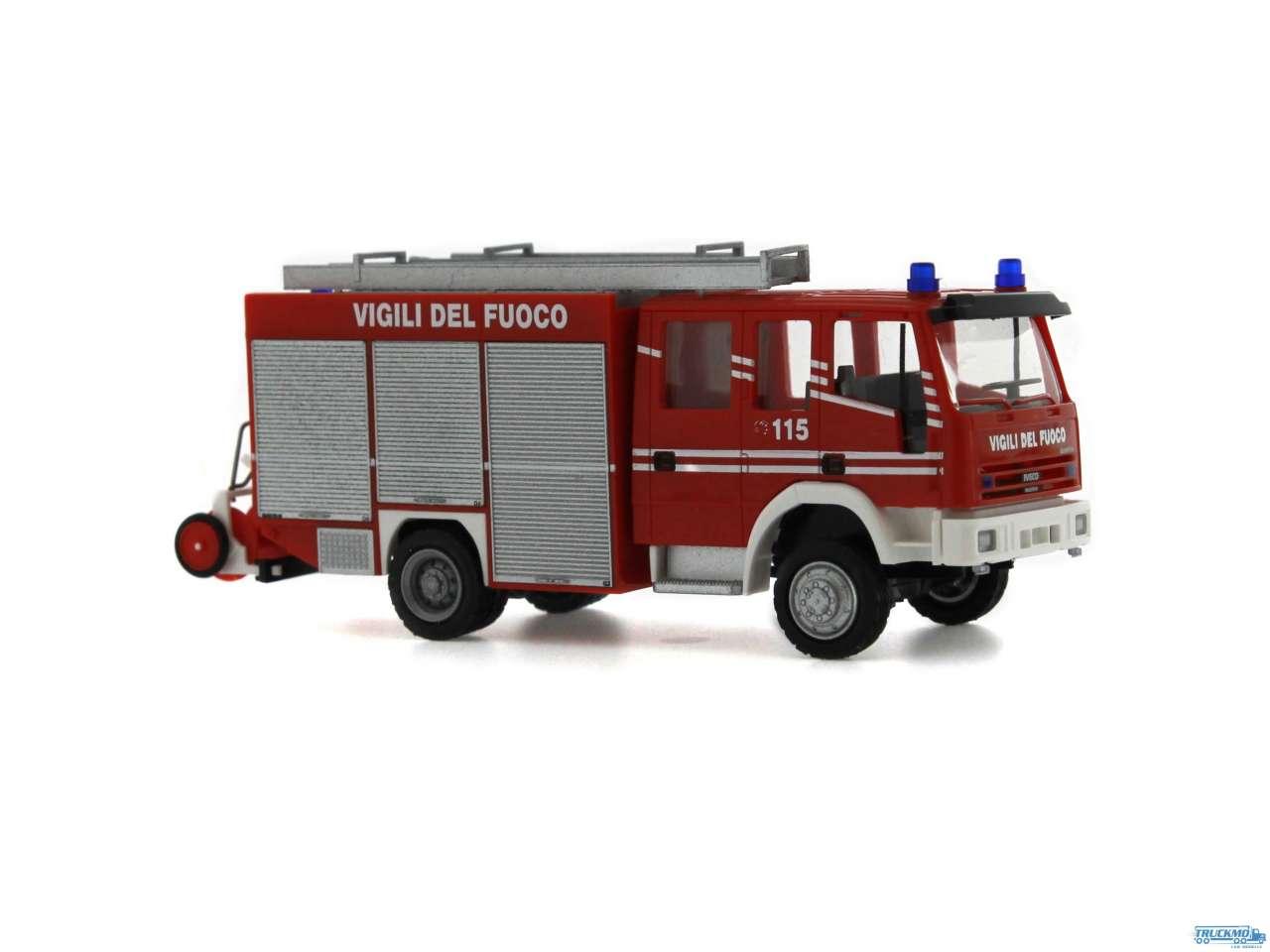 Rietze Vigili del Fuoco Iveco Magirus Eurofire 68304