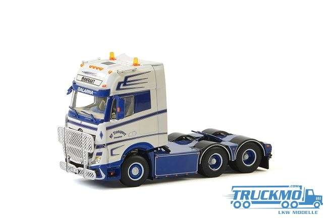 WSI NF Transport LKW Modell Mercedes-Benz Actros Giga Space 01-2096