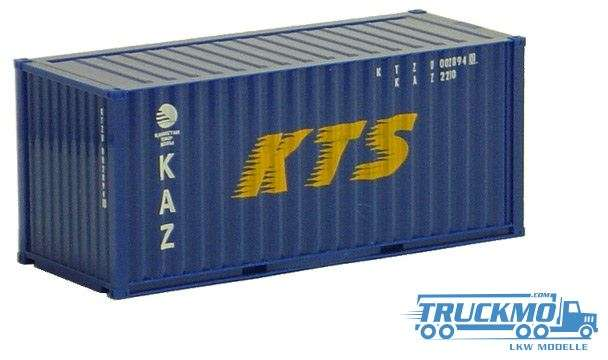 AWM KTS 20ft. Container 491319