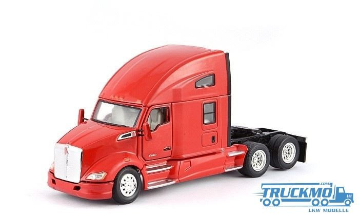 Tonkin Kenworth T680 Sleeper Cab 6x4 Red truck