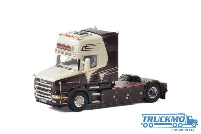 WSI Grohganz LKW Modell SCANIA T Topline 01-2085