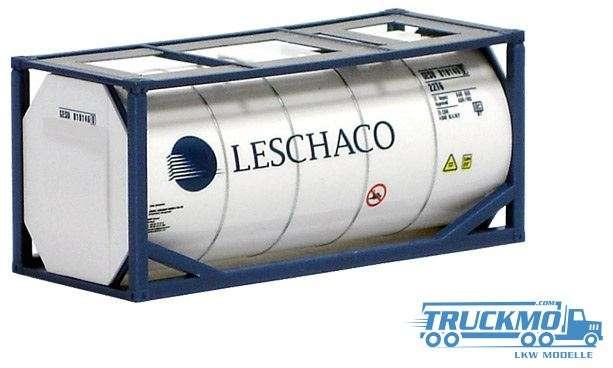 AWM Leschaco 20ft. Tankcontainer 491049