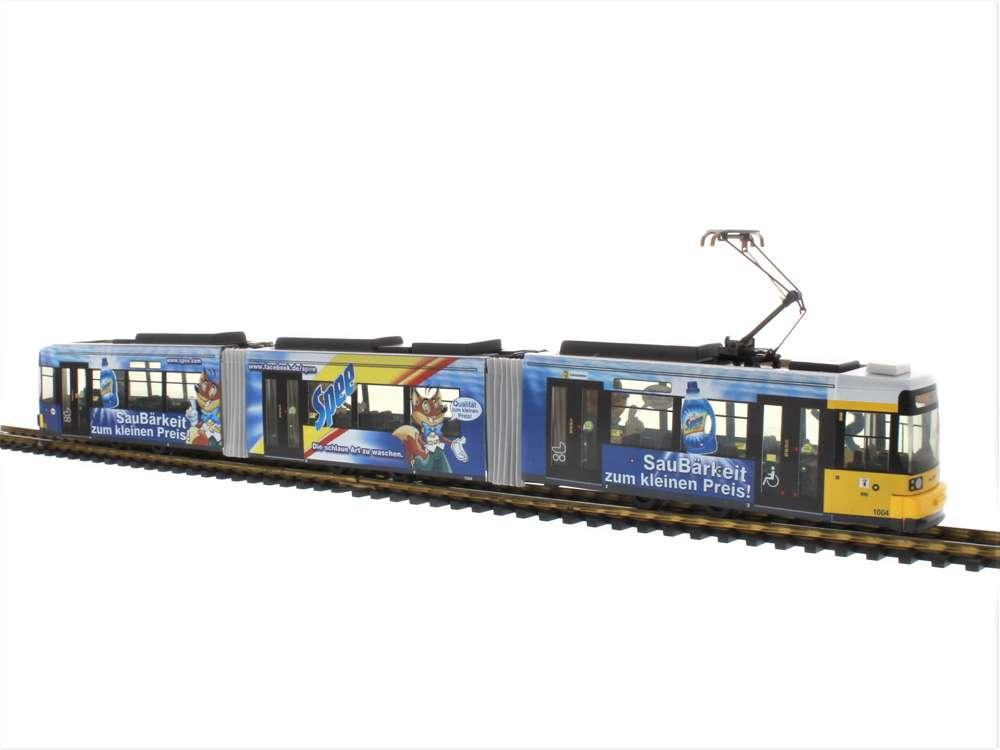 Rietze BVG - Spee Adtraz GT6 Straßenbahn STRA01012