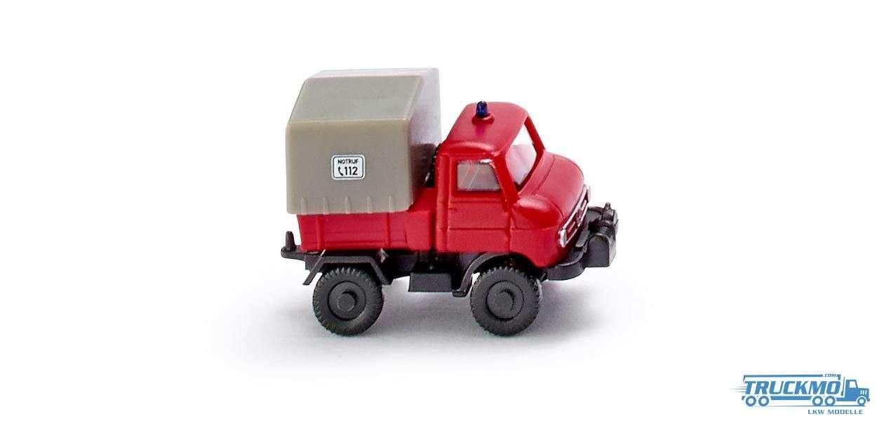 Wiking Feuerwehr Unimog U 411 097202