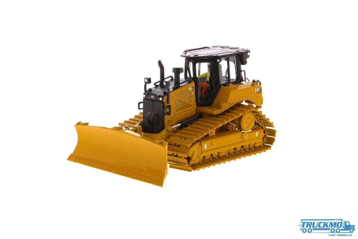 Diecast Masters CAT D6 LGP VPAT Track Type Tractor 85554