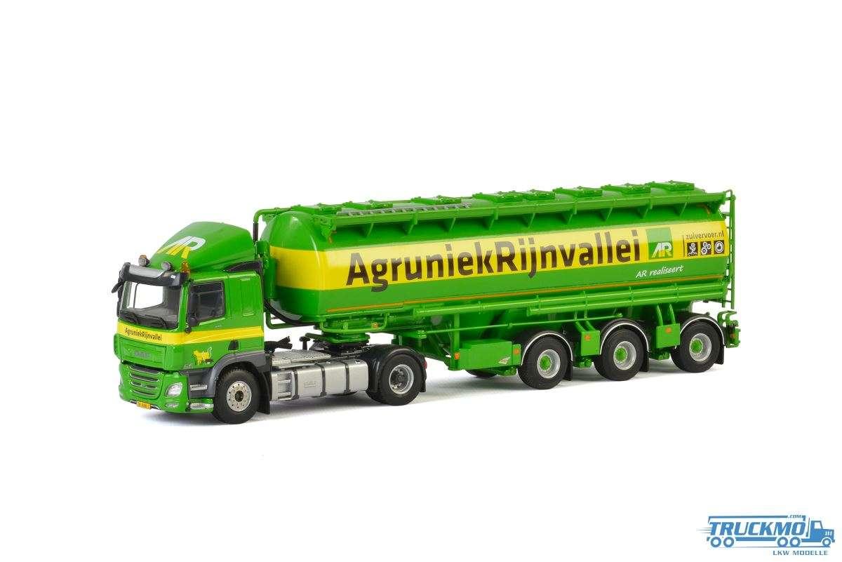 WSI AgruniekRijnVallei DAF CF Sleeper cab Siloauflieger (3 Achs) 01-2480