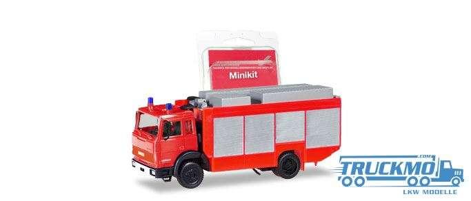Herpa MiniKit: Iveco Magirus Rüstwagen, rot 013512