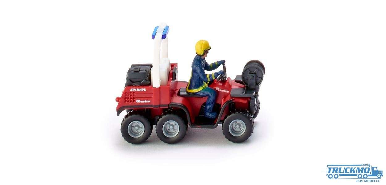 Wiking Feuerwehr Rosenbauer ATV 060007