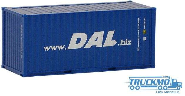AWM DAL 20ft. Container 491408