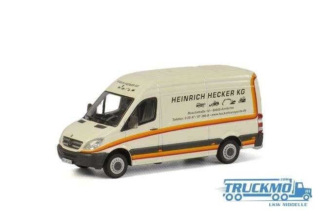 WSI Hecker Mercedes Sprinter 01-1986