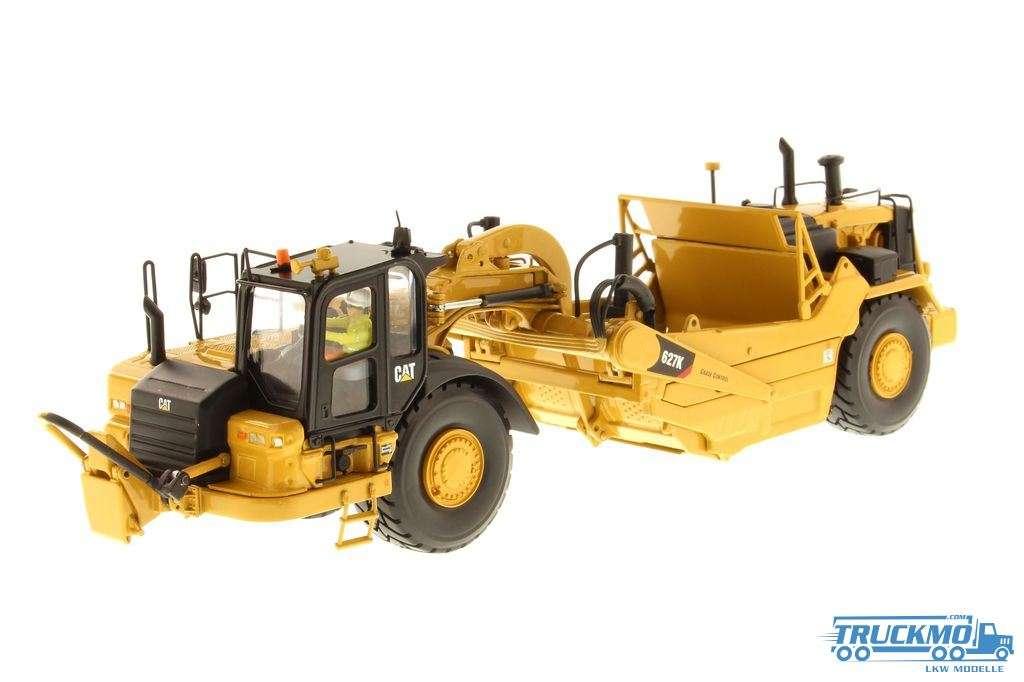 Diecast Masters CAT 627K Scraper 85921