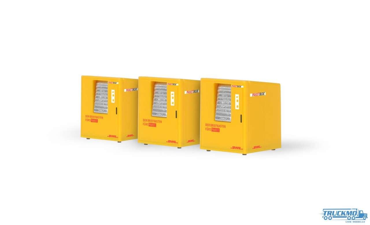 Rietze DHL Paketbox 70218