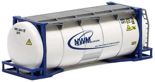 AWM NWM 20ft. van-Hool Tankcontainer überlang 491177