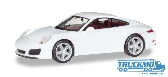 Herpa Porsche 911 Carrera 2 Coupé weiß 028523-002