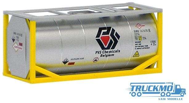AWM PVS Chemicals 20ft. Tankcontainer 492000