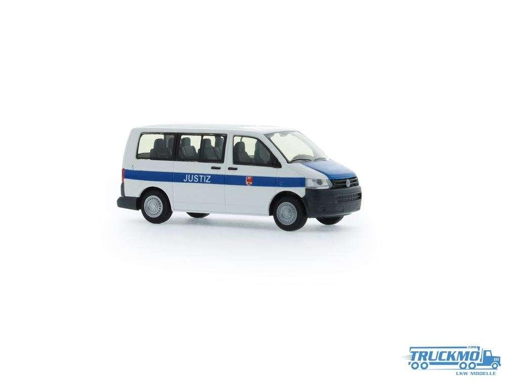 Rietze Justiz Brandenburg Volkswagen T5´10 53446