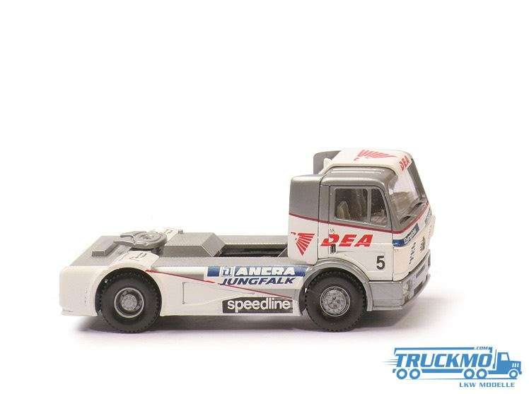 Wiking DEA-Team Jungfalk Speedline Mercedes Benz Renntruck 44105