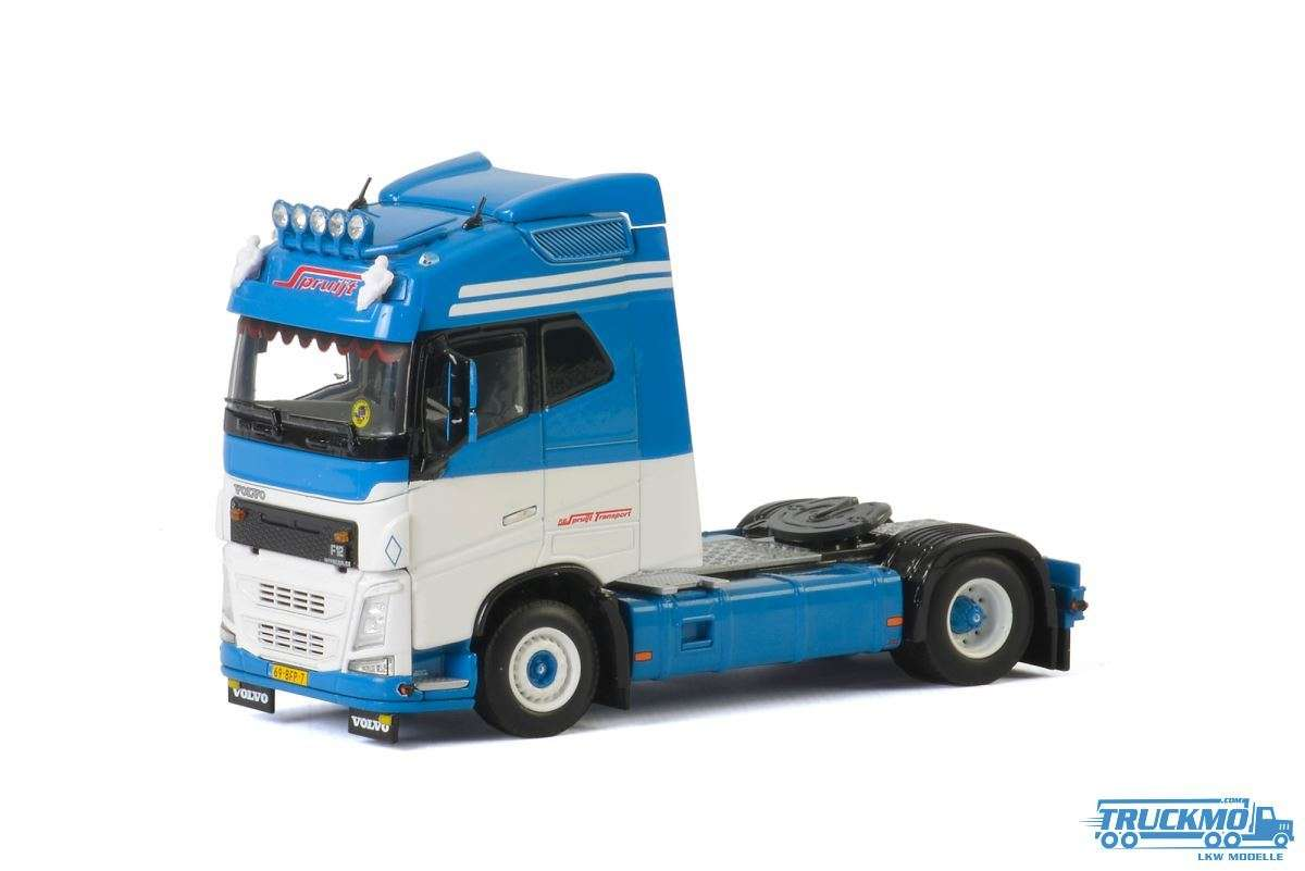WSI P.B. Spruijt LKW Modell Volvo FH4 Globetrotter 01-2386