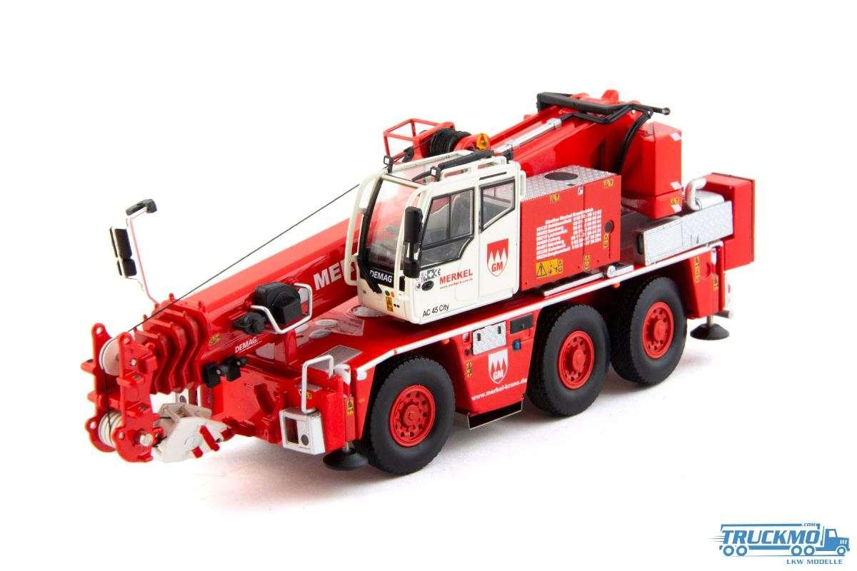 IMC Models Merkel Krane Demag AC45 City Crane 32-0057