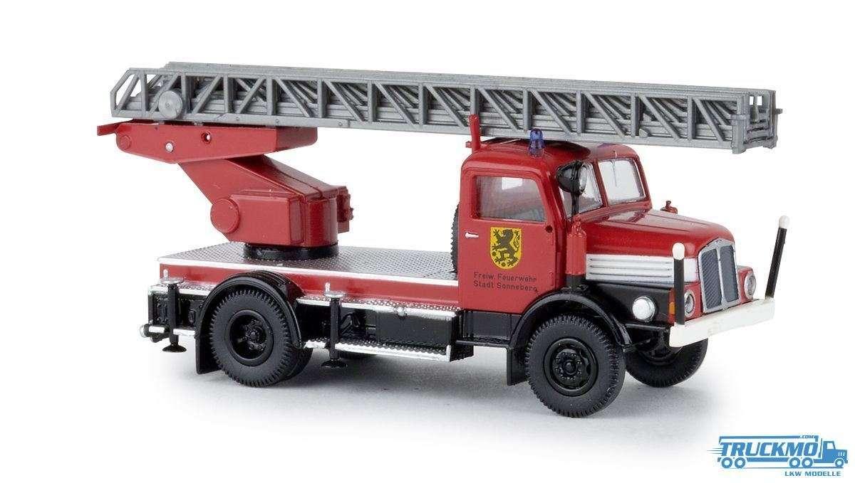 Brekina FFW Sonneberg IFA S 4000-1 DL 25 71733