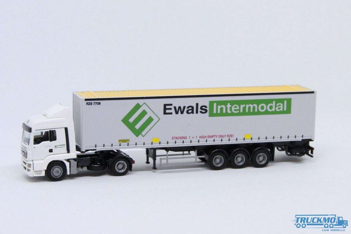 AWM Ewals MAN TGS LX 45ft Container 74913