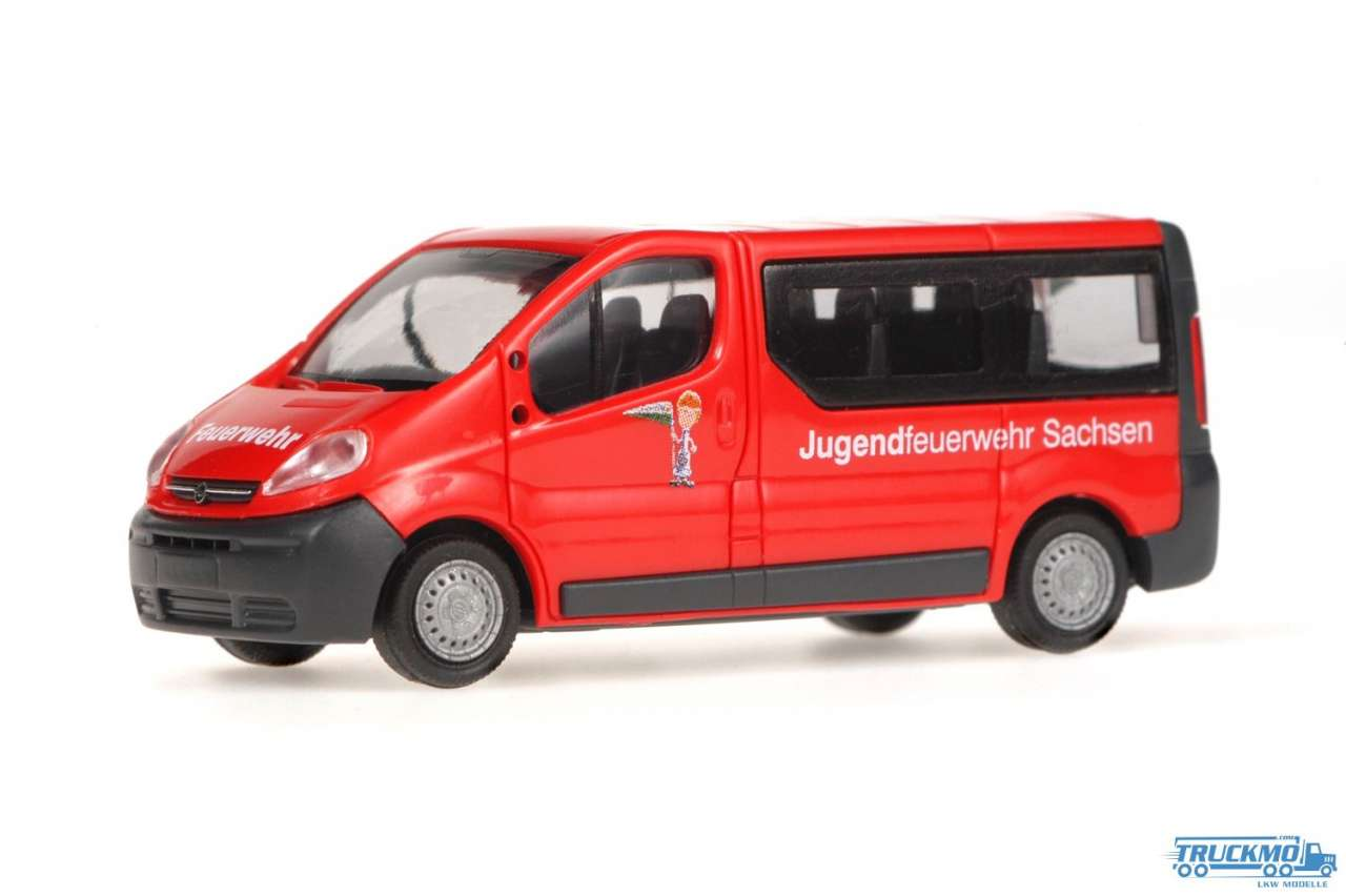Rietze Jugendfeuerwehr Sachsen Opel Vivaro 51292