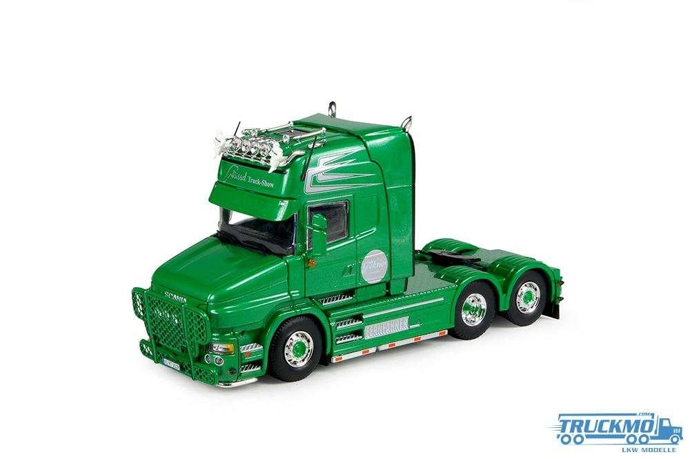 Tekno Rüssel Truckshow Scania Torpedo 6x4 74823