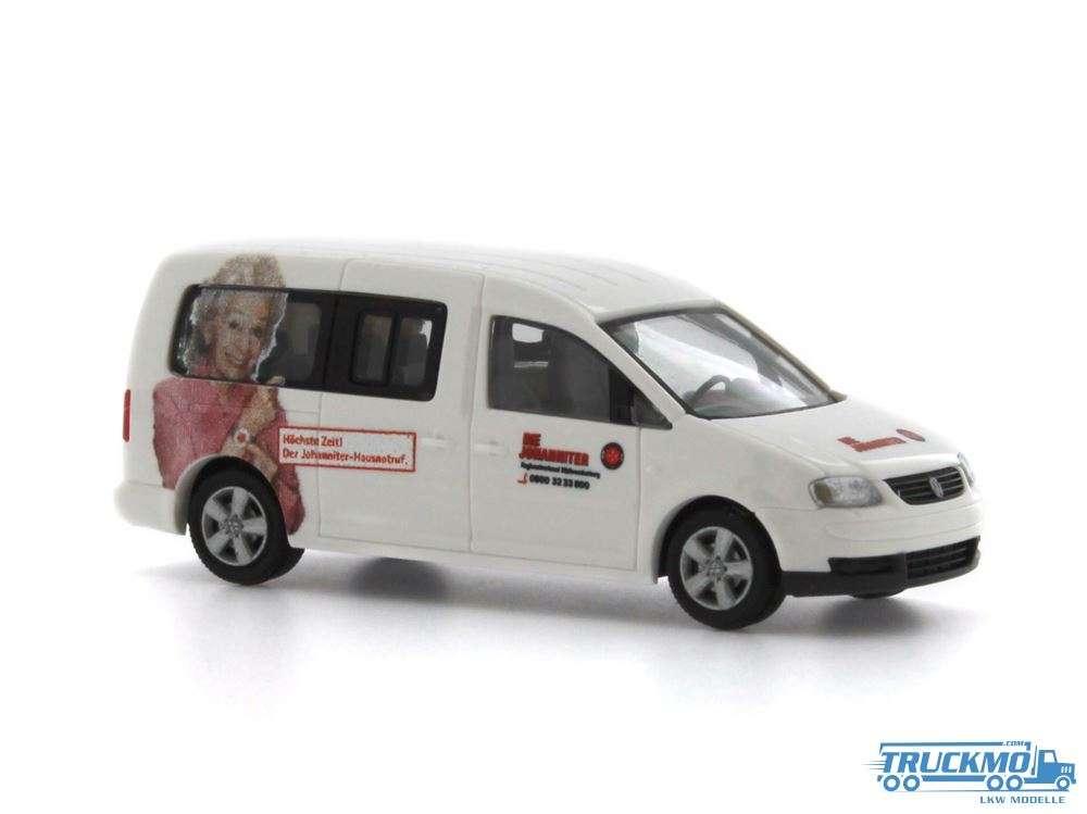 Rietze Die Johanniter RV Südbrandenburg Volkswagen Caddy Maxi 51557