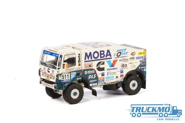 WSI Ginaf Service Ederveen Rally Truck