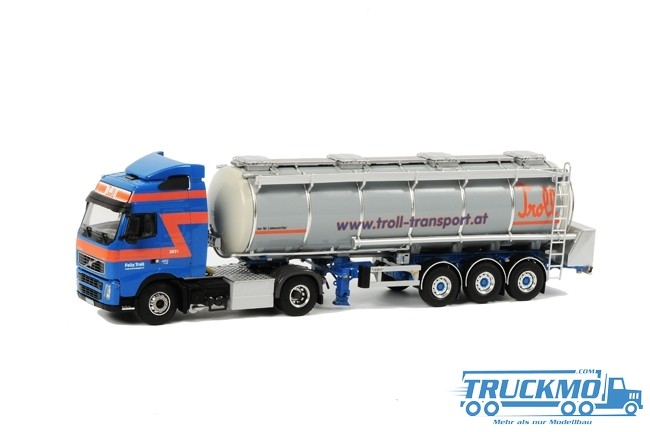 WSI Troll - Wemmers Volvo FH2 Tankauflieger