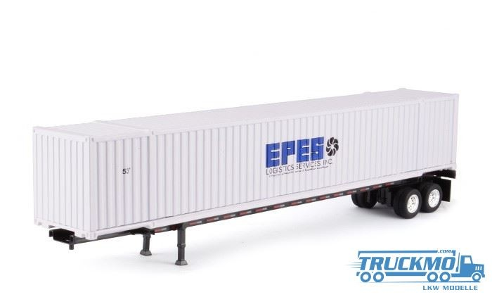Tonkin 53' Container + Trailer EPES
