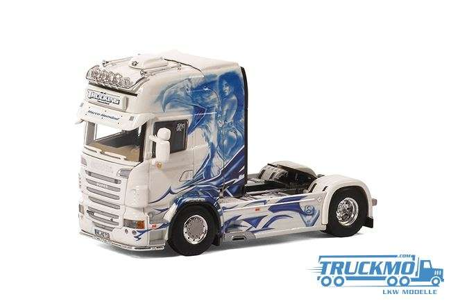 WSI Marco Gemünd Trucking LKW Modell SCANIA R Topline 01-2001