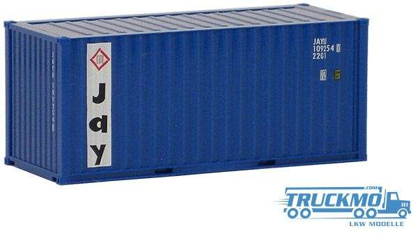 AWM Jay 20ft. Container 491409