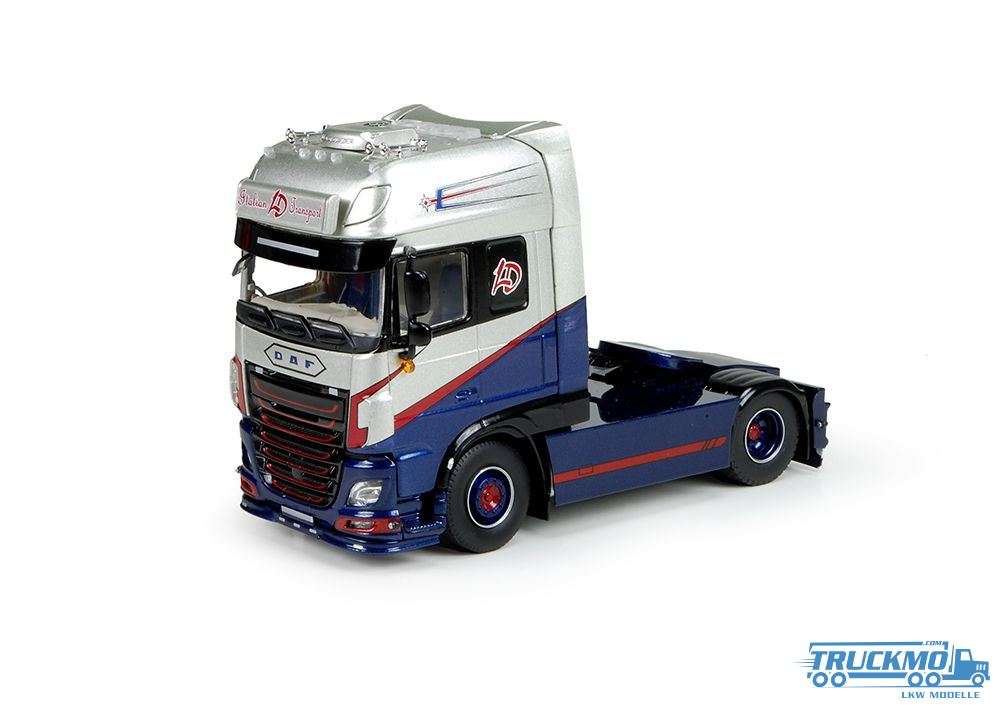 Tekno LD Transport DAF XF Euro 6 Super Space Cab Showtruck 71288