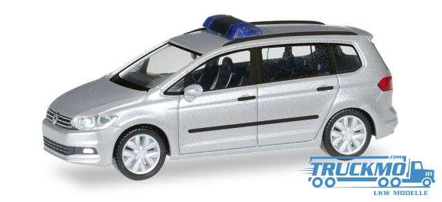 Herpa MiniKit: VW Touran, silber 013048