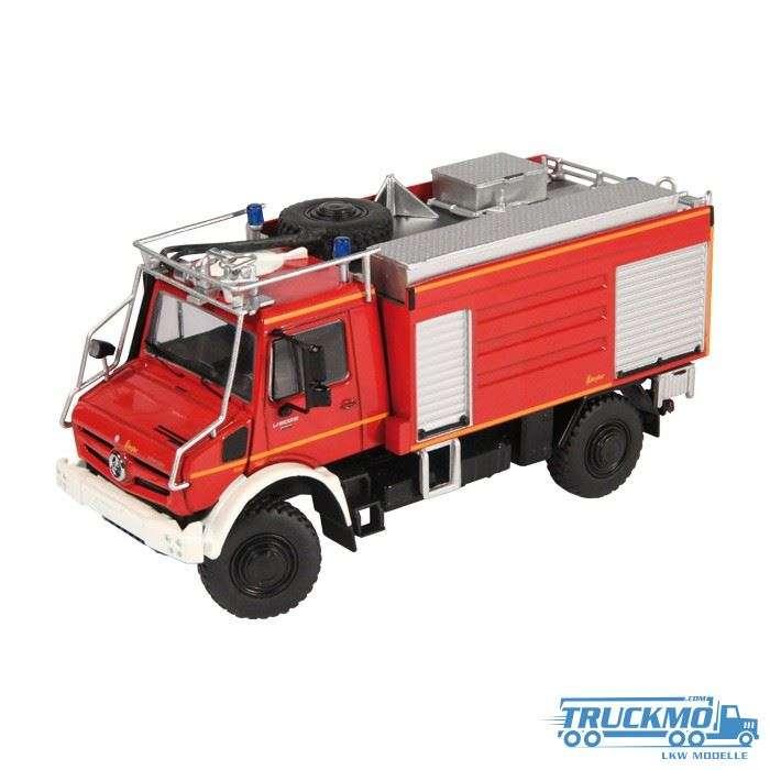NZG Feuerwehr Mercedes Benz Uhe 5000 9112