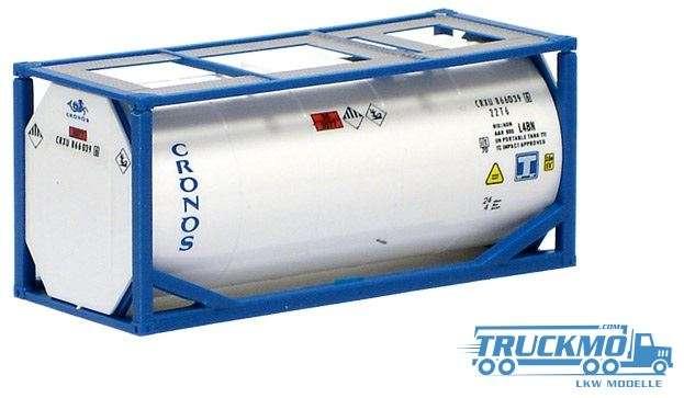 AWM Cronos 20ft. Tankcontainer 491022