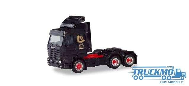 Herpa 50 Jahre Scania V8 Scania 143 Zugmaschine 310819