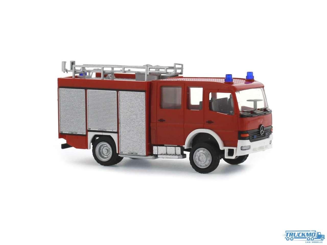 Rietze Mercedes Benz Atego LF 10/6 Schlingmann 68234
