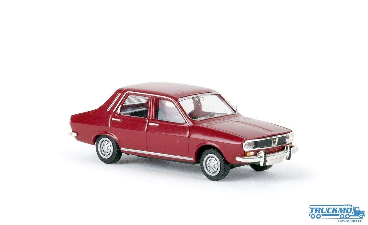 Brekina Renault 12 TL, rot, TD 14520