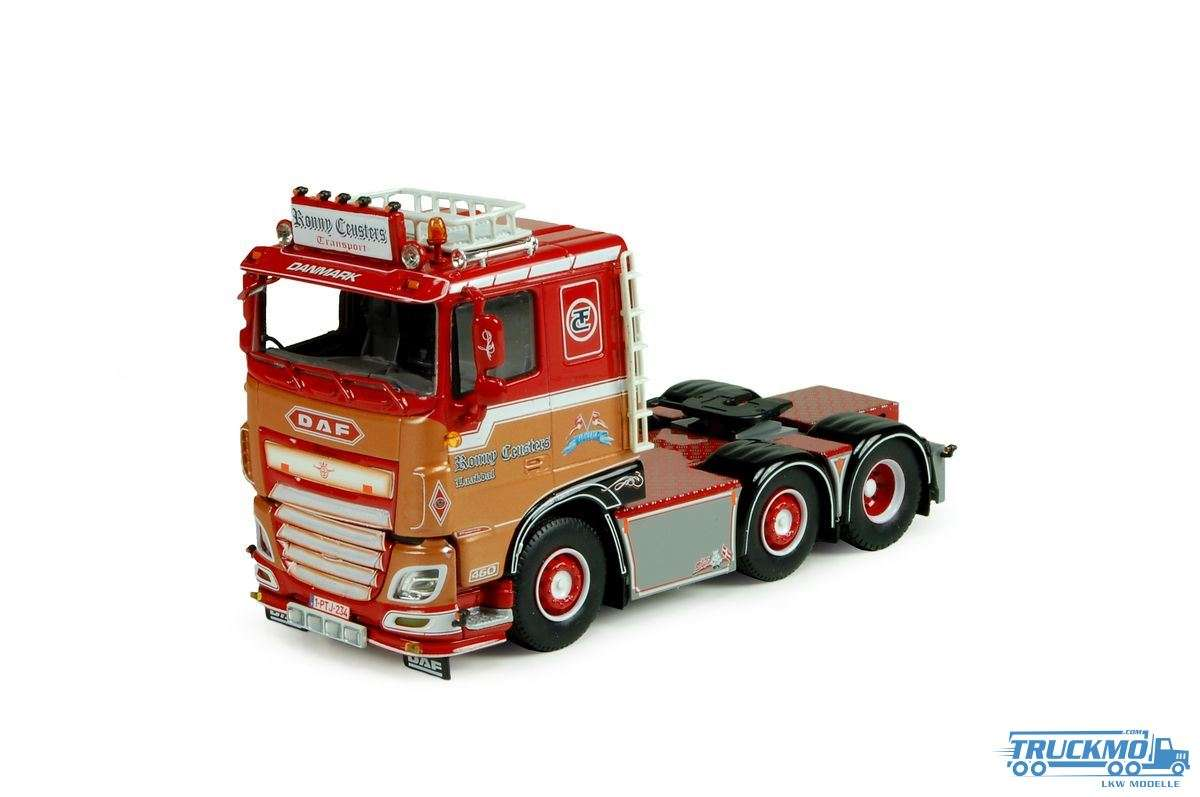 Tekno Ronny Ceusters DAF XF Euro 6 Showtruck 71191