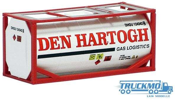 AWM Den Hortogh 20ft. tank container 491081