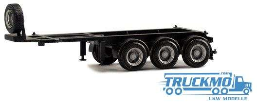 Herpa Container Trailer 20ft 480021