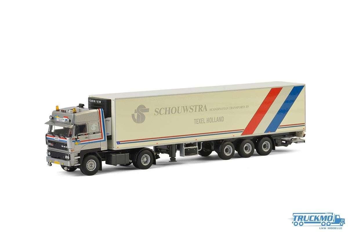 WSI Schouwstra DAF 3600 Kühlauflieger 01-2246
