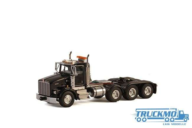 WSI USA Basic Line KENWORTH T800 8X4 BLACK 33-2017