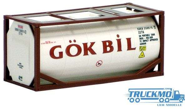 AWM Gök Bil 20ft. Tankcontainer 491039
