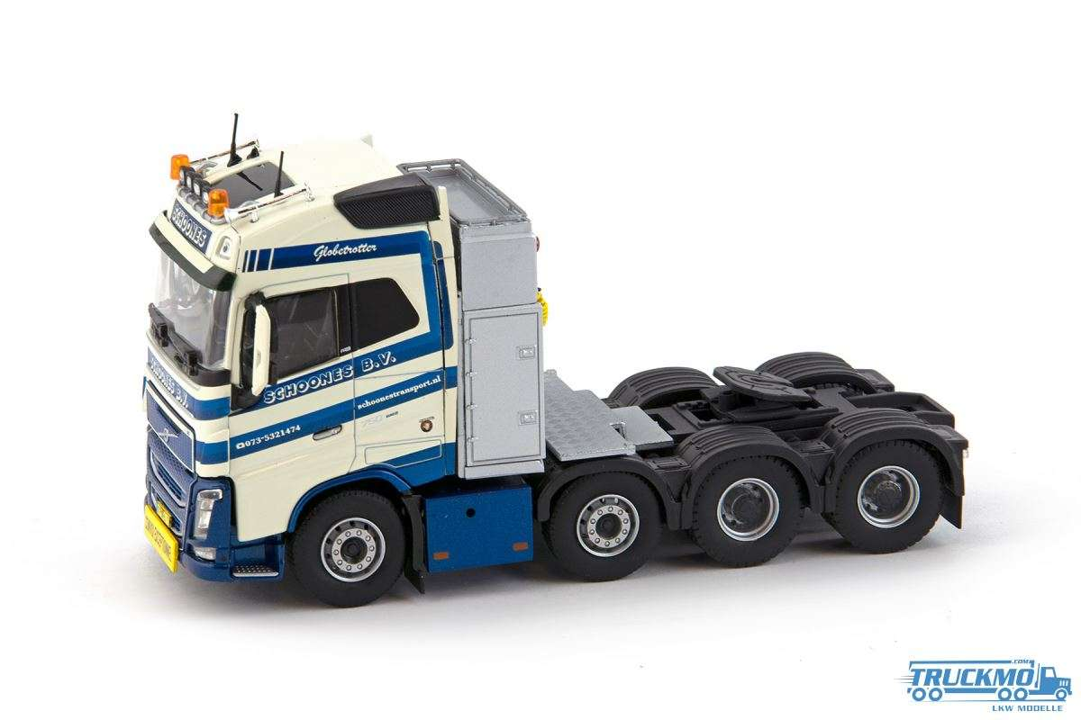 IMC models Schoones Volvo FH04 Globetrotter 8x4 32-0054