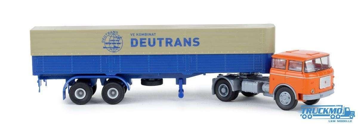 Brekina Deutrans LIAZ 706 PP-SZ 71812